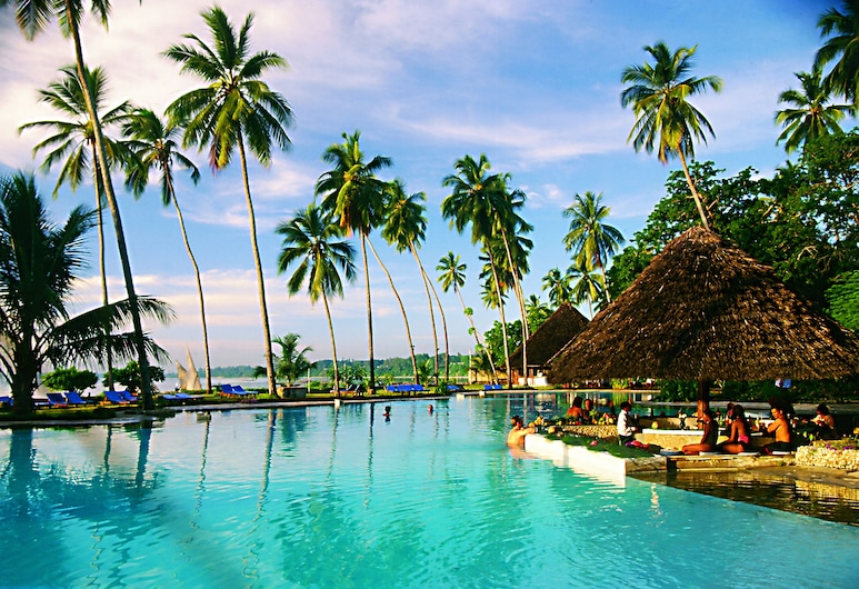 Zanzibar Beach Resort, Zanzibar City, Välibassein