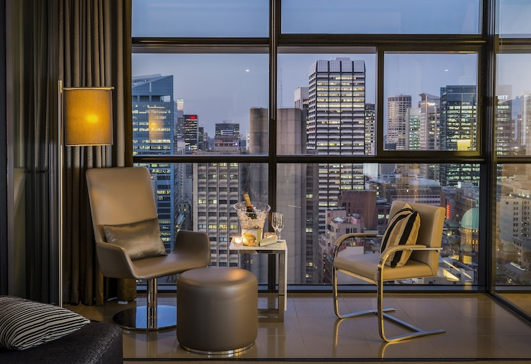 フレーザー スイーツ シドニー, シドニー, エグゼクティブ アパートメント 1 ベッドルーム, バー