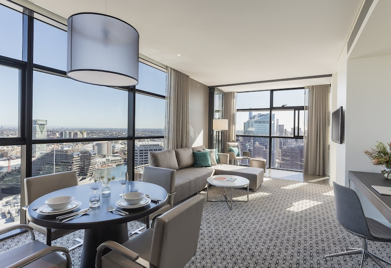 Fraser Suites Sydney, Sydney, Výhľad zo zariadenia