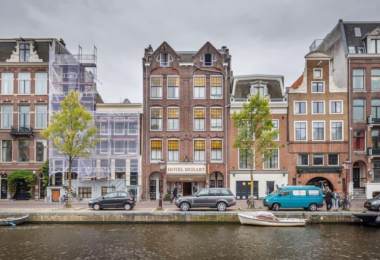 Hotel Mozart, Amsterdam, Výhľad z hotela