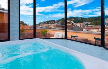 Bild vom Hotel Vila de Tossa in Tossa de Mar