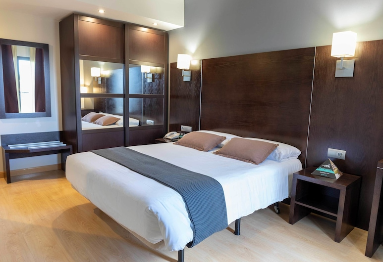 Hotel  Alda Cardeña, בורגוס, חדר