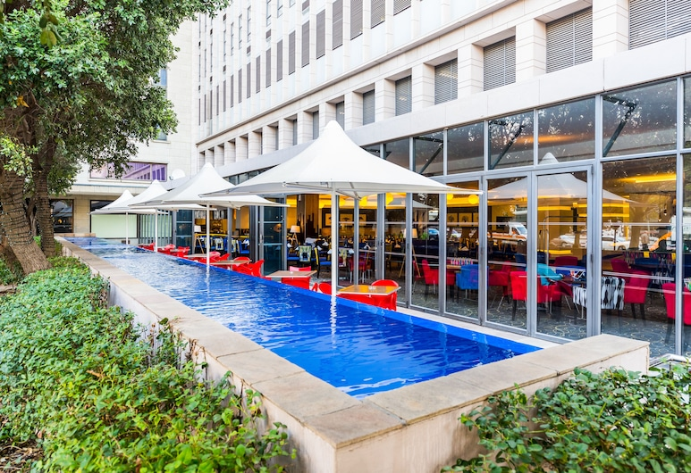 Best Western Fountains Hotel, Cape Town
