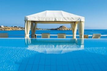 Foto del Petasos Beach Resort & Spa - Member of Small Luxury Hotels of the World en Mikonos