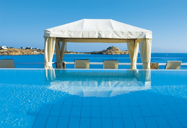 Petasos Beach Resort & Spa - Member of Small Luxury Hotels of the World, Mykonos, Guest Room