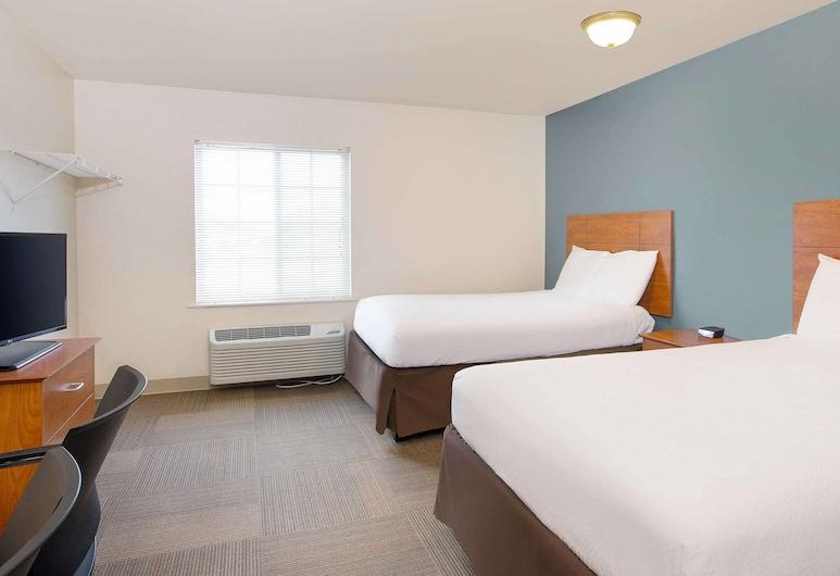 우드스프링 스위트 포트워스 파슬 크리크, 포트워스, 스탠다드룸, 침대(여러 개), 금연 (1 Person Sofa Bed), 객실
