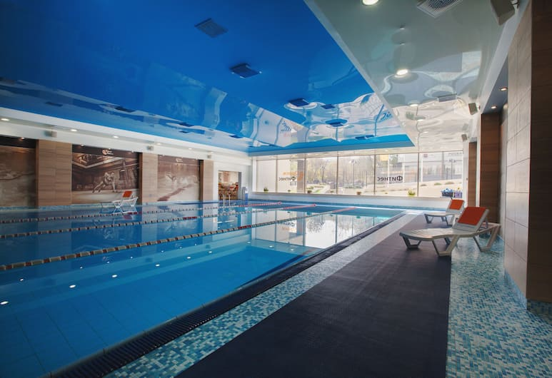 Holiday Inn Moscow Sokolniki, Moscow, Pool