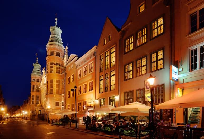 Hotel Wolne Miasto - Old Town Gdansk, Gdansk, Vchod do hotela