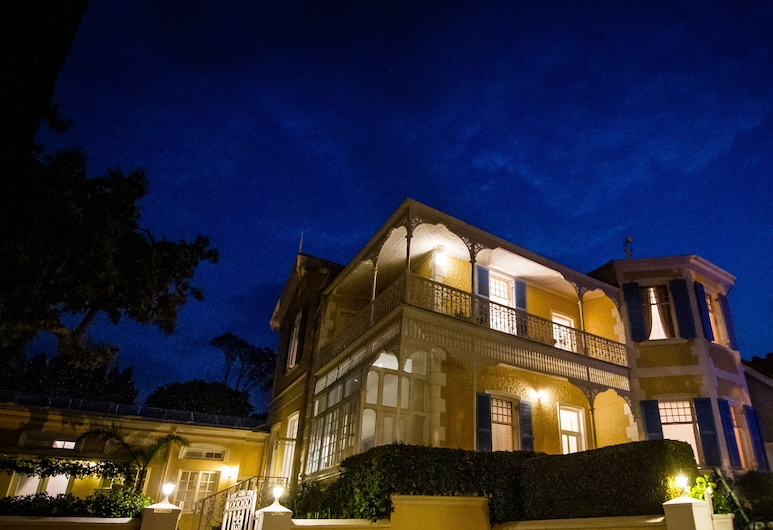 The Walden House, Cape Town, Hotel Front – Evening/Night