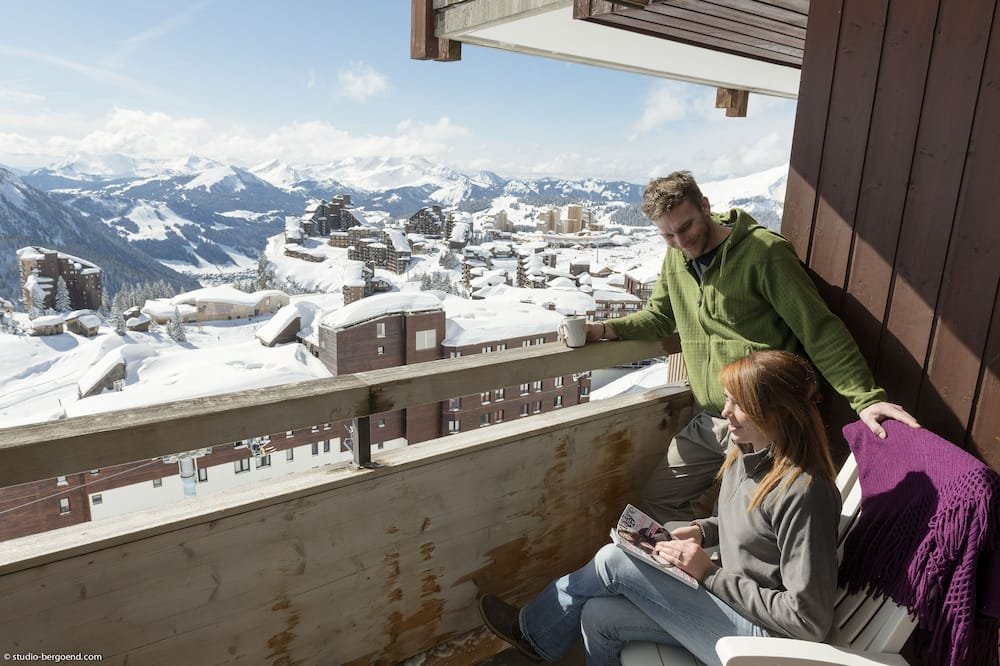 Standard - Apartment 4 people - 1 bedroom - Balcony
