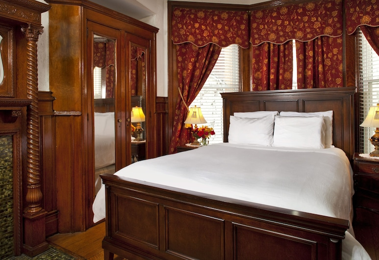American Guest House, Washington, Room, Private Bathroom (Room 203 (1 queen bed max 2 people)), Guest Room