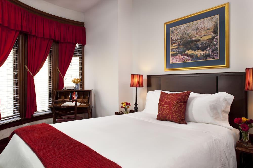Izba, súkromná kúpeľňa (Room 301 (1 queen bed max 2 people)) - Vybavenie spoločnej kuchyne