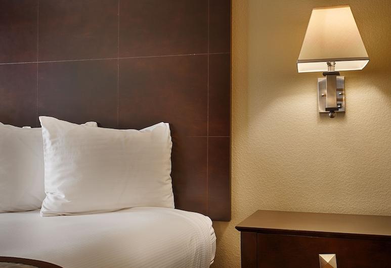 Best Western The Inn Of Los Gatos, Los Gatos, Standard Room, 1 King Bed, Non Smoking, Refrigerator, Guest Room