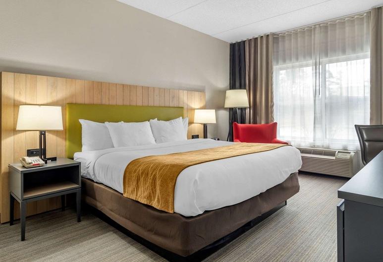 Comfort Inn & Suites Calhoun South, Calhoun, Standardzimmer, 1King-Bett, Nichtraucher, Zimmer