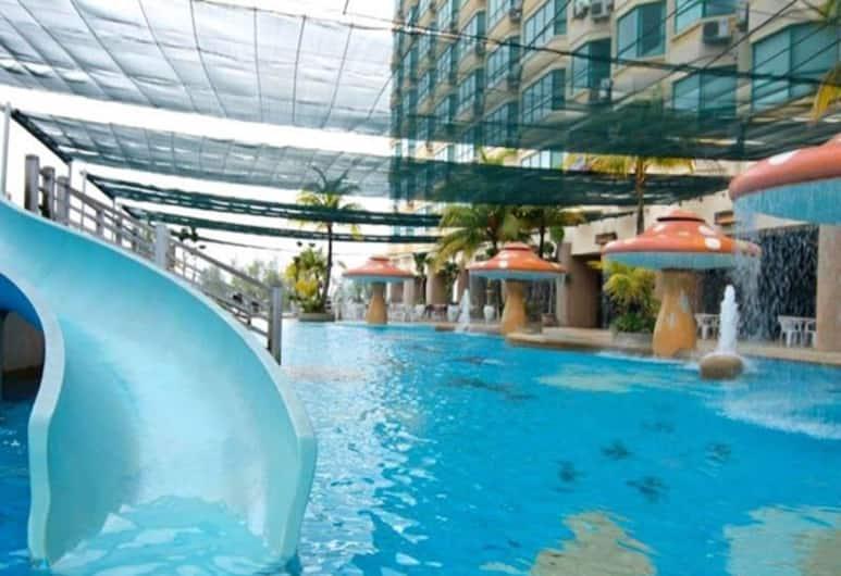 The Gurney Resort Hotel & Residences, George Town, Çocuk Havuzu
