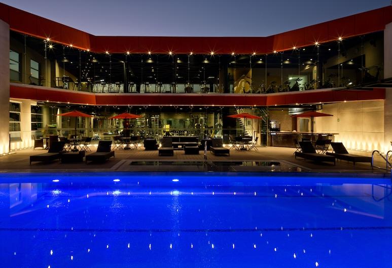 Holiday Inn Mexico Buenavista, Mexico City, Basen