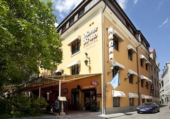 Image de Monte Kristo Hotel à Riga