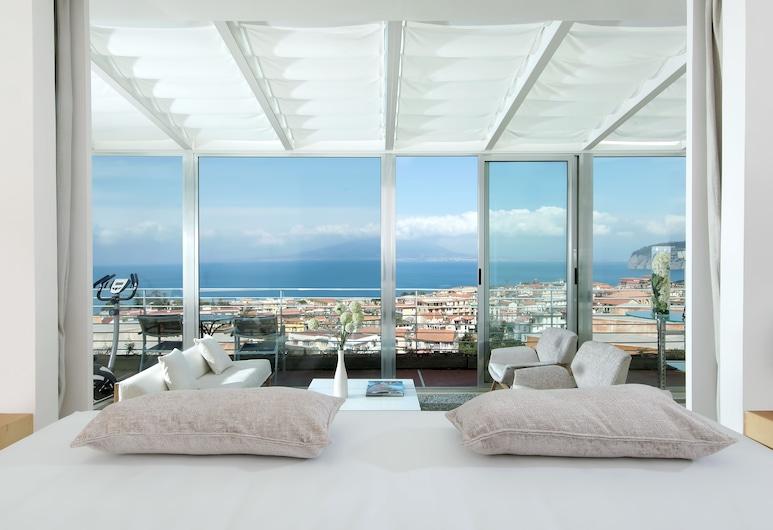 Hotel Conca Park, Sorrento, Executive Suite, Terrace, Sea View, Guest Room View