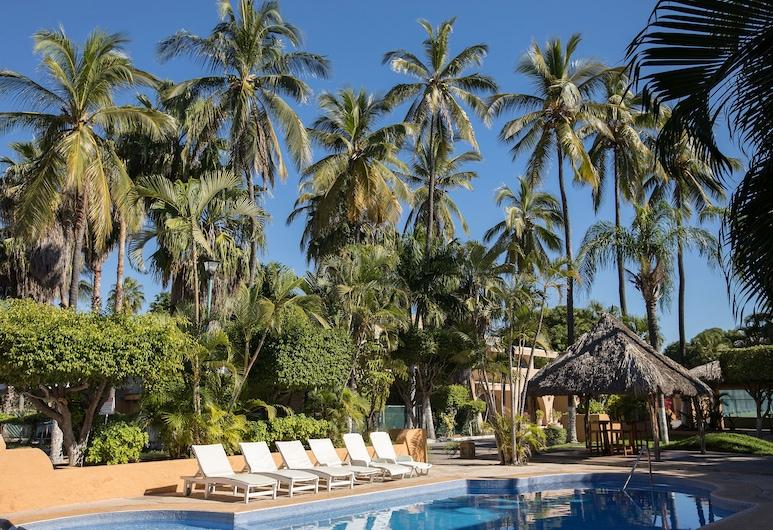 Hotel Margaritas, Mazatlan, Svømmebasseng