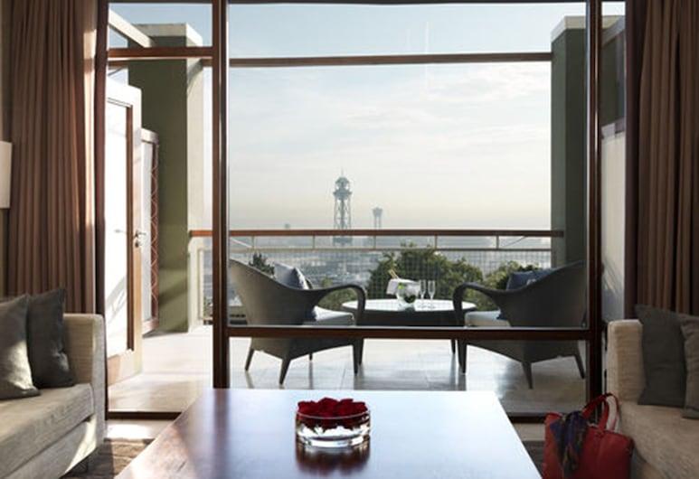Miramar Barcelona, Barcelone, Suite, Balcon