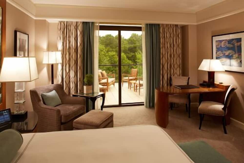 ห้องซูพีเรีย, เตียงคิงไซส์ 1 เตียง, ระเบียง, วิวทะเลสาบ - ห้องพัก