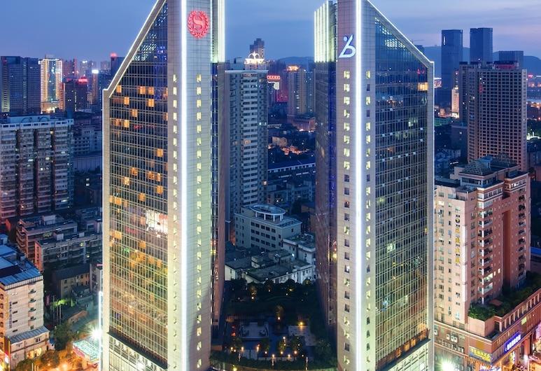 Sheraton Changsha Hotel, Changsha, Interior Entrance