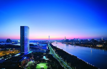 Foto van Shangri-La Hotel Guangzhou in Guangzhou (Kanton)