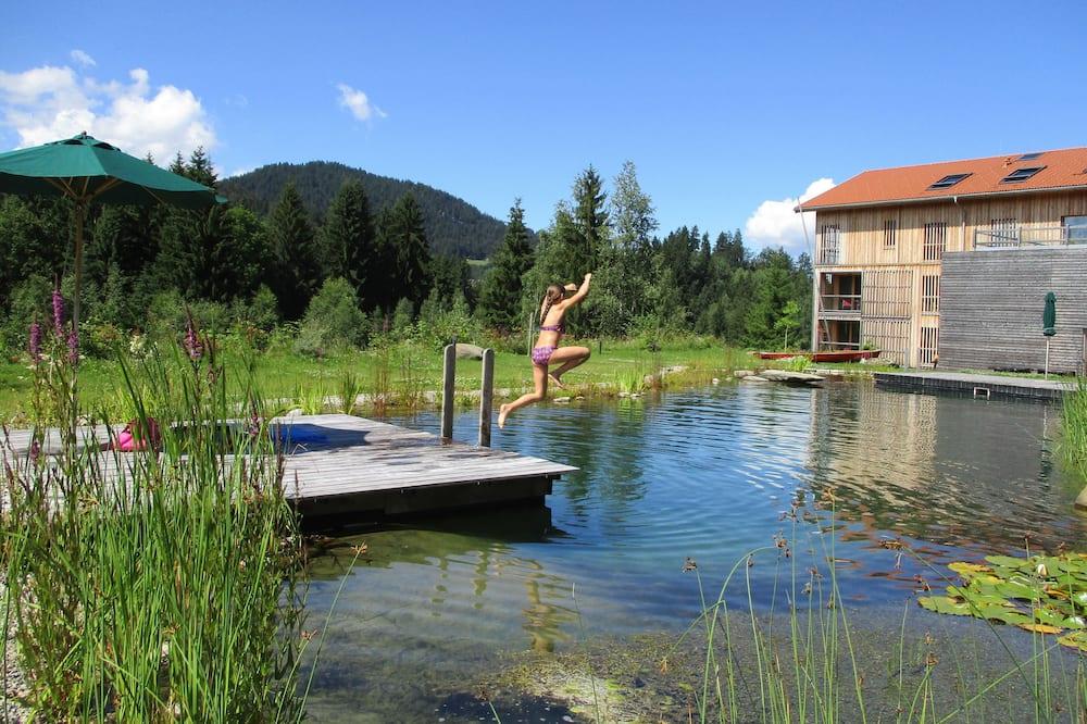 Naturlig basseng
