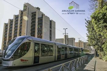 תמונה של מלון גני ירושלים בירושלים