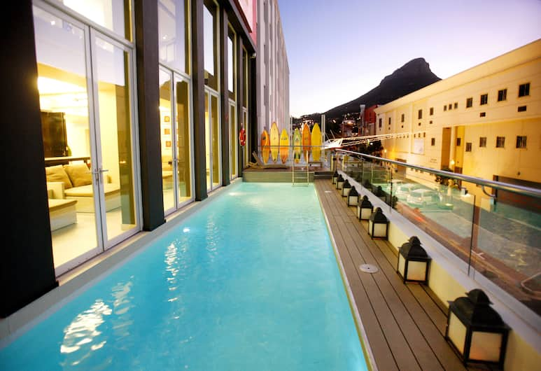 Protea Hotel Fire & Ice by Marriott Cape Town, Cape Town, Terrace/Patio