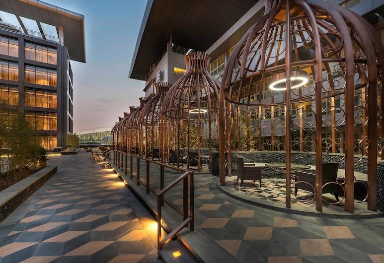 Pullman Guangzhou Baiyun Airport, Guangzhou, Hotel Bar