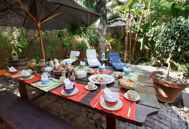 Sweet Orange Guest House, Cape Town, Outdoor Dining
