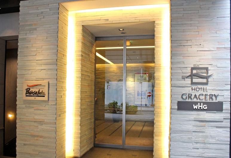 Hotel Gracery Ginza, Tokyo, Pintu Masuk Hotel