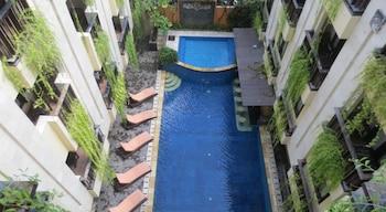 Legian Beach — zdjęcie hotelu Losari Hotel & Villas Kuta Bali