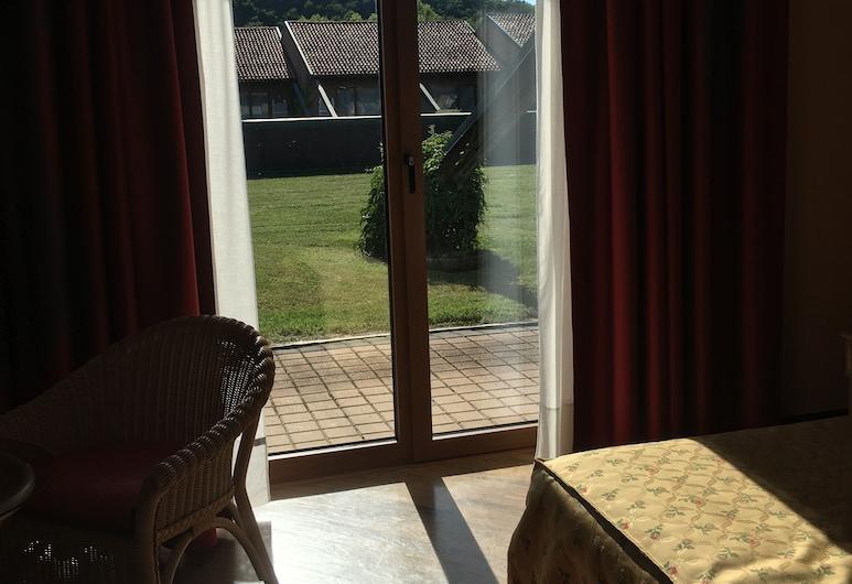 塞拉瓦萊高爾夫酒店, 塞拉瓦萊斯克里維亞, 高級雙人或雙床房, 客房