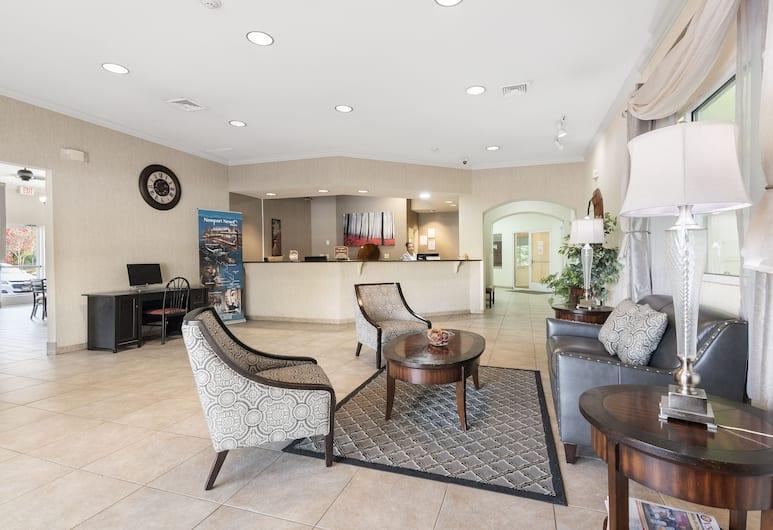 Oyster Point Inn & Suites Newport News, Newport News, Lobby
