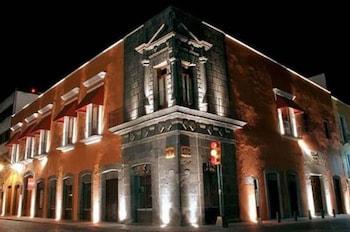 Puebla — zdjęcie hotelu Casona de la China Poblana