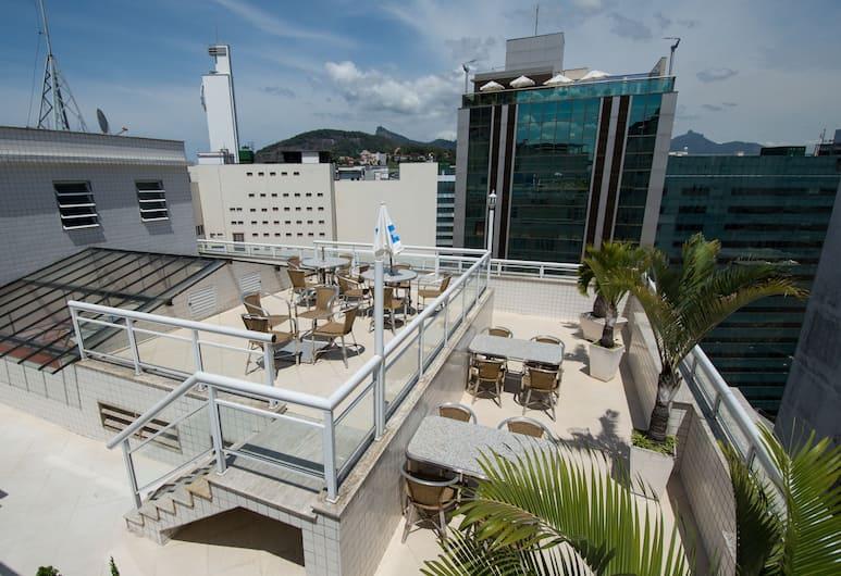 호텔 오케이, 리우데자네이루, 루프탑 수영장