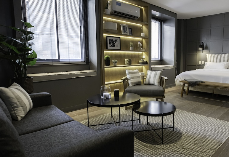Carsson Hotel Down Town Buenos Aires, Buenos Aires, Superior-Suite, Zimmer