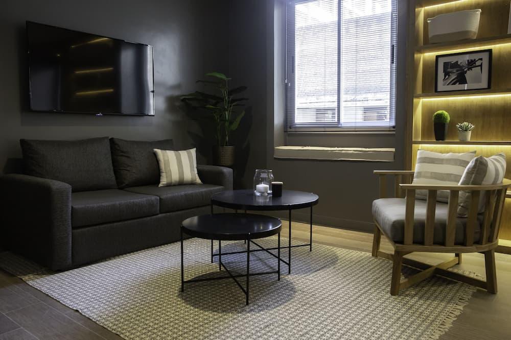 Superior-Suite - Wohnzimmer