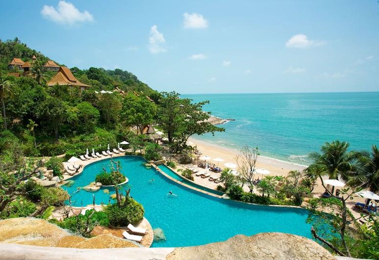 Santhiya Koh Phangan Resort & Spa, Ko Pha-ngan, Vonkajší bazén