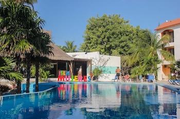 Foto del Hotel Posada Del Mar en Isla Mujeres