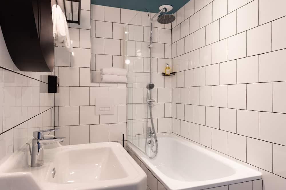 双人房(单人入住) - 浴室
