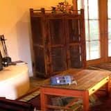 Ferienhaus, 1 Schlafzimmer (One Bedroom Casita at 101 William Str) - Wohnzimmer