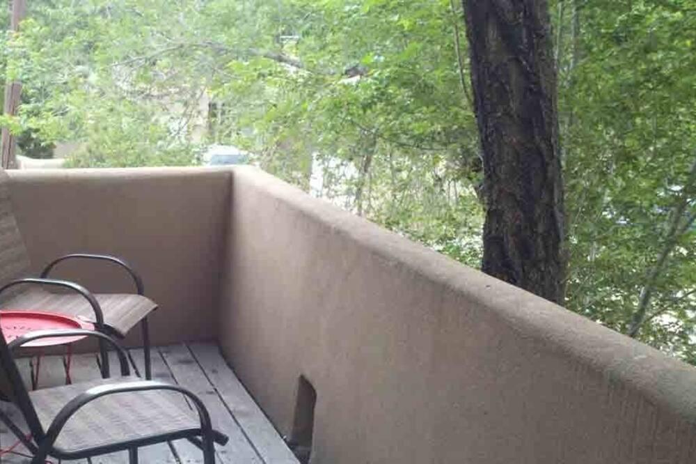 Ferienhaus, 1 Schlafzimmer (One Bedroom Casita at 101 William Str) - Balkon