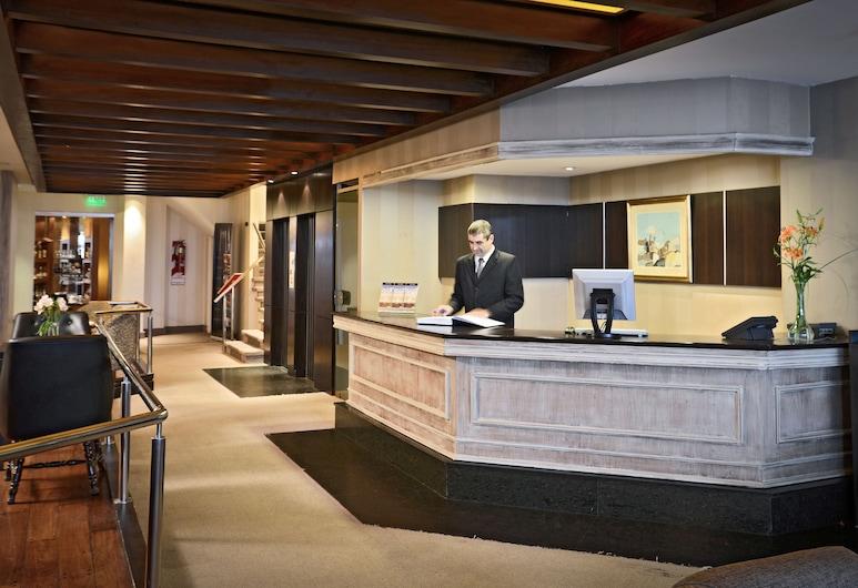 Hotel Presidente, Mar del Plata, Sisäänkäynti