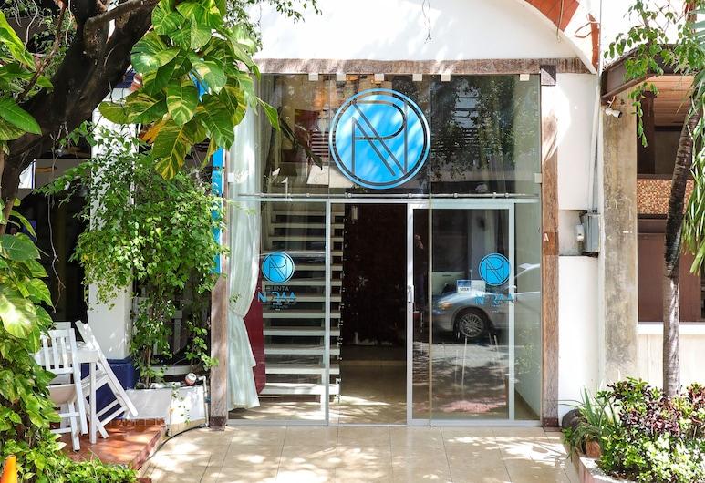 Quinta Noraa, Playa del Carmen, Property entrance