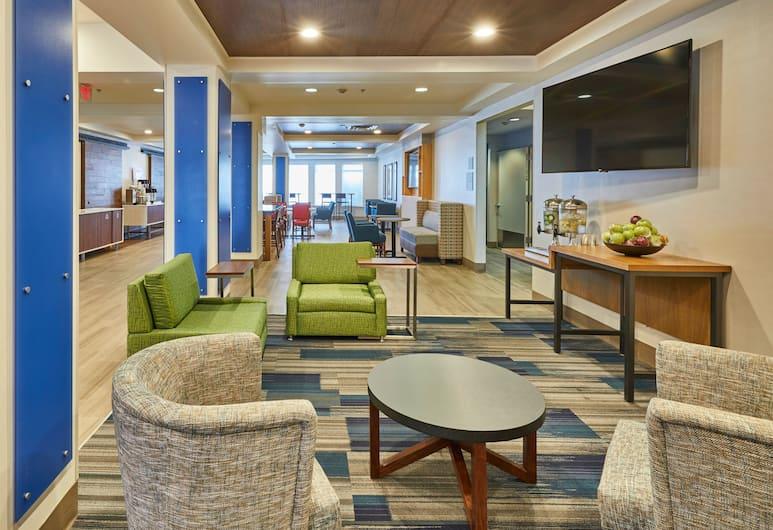 Holiday Inn Express Hotel & Suites Medford-Central Point, Central Point, Lobi Oturma Alanı