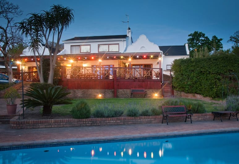 At Winkfield House, Cape Town, Outdoor Pool