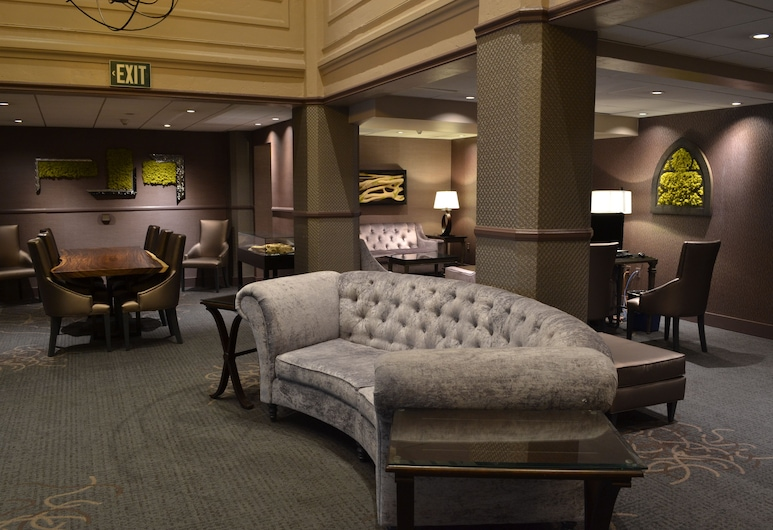 The Sofia Hotel, San Diego, Interior Entrance